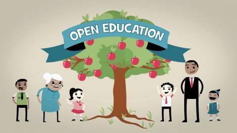 Why Open Education Matters