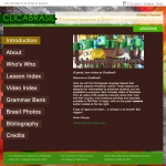 ClicaBrasil website screenshot