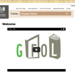 G-FOL website screenshot
