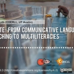 FLLITE - From Communicative Language Teaching  to Multiliteracies - Carl Blyth