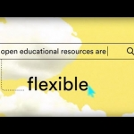 OER is... flexible!
