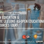FLLITE - Open Education and FLLITE lessons as OER - Carl Blyth